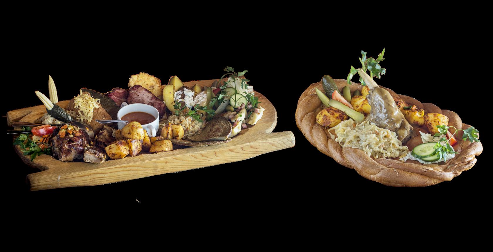Góralska kuchnia na <strong>staropolskich</strong> przepisach potraw