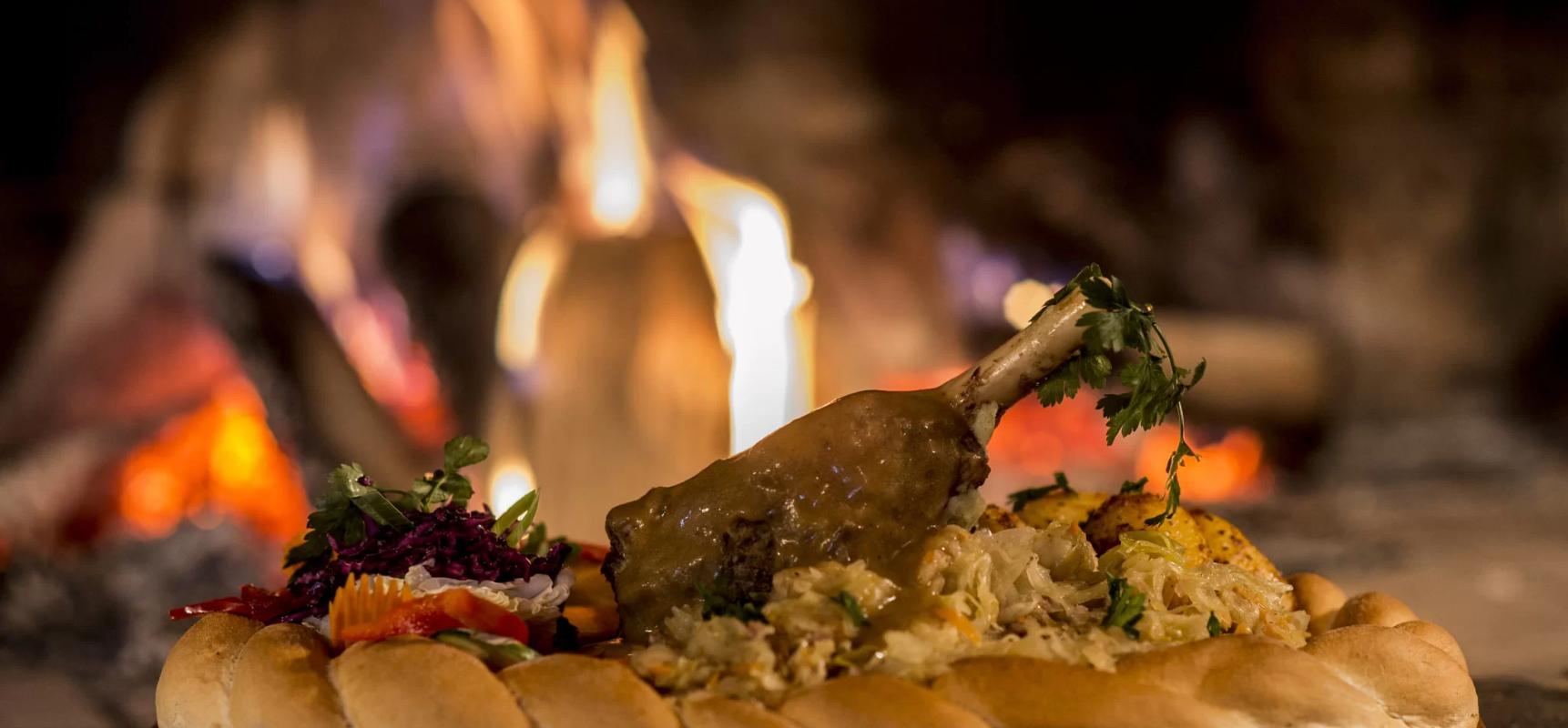 Tradycyjne dania w Starej Karczmie